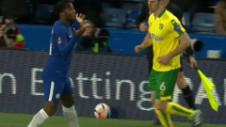 Chelsea - Norwich 1-1 (5-3 d.l.d.). Emoții mari pentru Chelsea, care a avut doi eliminați în prelungiri