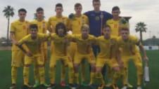 Umilință pentru juniorii tricolori! România - Turcia 2-6 la U17