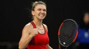 """""""Prea mult pentru Bouchard"""". Ce a scris site-ul WTA, imediat după victoria zdrobitoare a Simonei"""