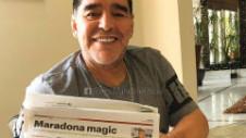Maradona l-a făcut celebru pe Reghe. Milioane de oameni au văzut asta