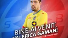 OFICIAL Valerică Găman a semnat cu FCSB! Primele declaraţii ale fundaşului