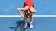 """""""Sunt aproape moartă""""! Simona a intrat în istorie, la Australian Open"""