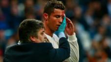 Ronaldo, eroul zilei pentru Real. Premiera pe care a reușit-o în acest sezon, într-un meci pe care l-a terminat plin de sânge