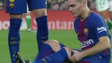 O nouă accidentare în lotul Barcelonei. Varmaelen s-a rupt din nou