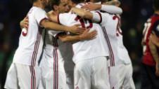 Cagliari - AC Milan 1-2. Succes important pentru milanezi, reveniți aproape de locurile care duc în Europa