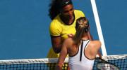 """Glume cu Sharapova, după postarea Serenei despre fiica ei: """"Așa o să-l învingi!"""""""