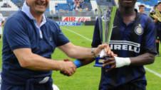 Un ghanez disputat de rivalele Inter şi AC Milan, în probe la Academia Rapid