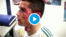 Horror! Cum arăta Ronaldo în vestiarul Realului şi cum a apărut azi la antrenament