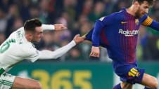 Leo Messi a făcut faza meciului cu Betis! Cum și-a ridiculizat adversarii
