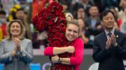 Ele sunt cele două jucătoare care o mai pot detrona pe Simona din fotoliul de lider WTA