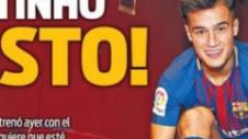 """Ziarul de casă al Barcelonei: """"Coutinho e pregătit!"""" Când intră pe teren"""
