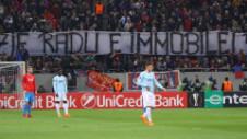 """Gestul lui Ștefan Radu care """"i-a mișcat"""" pe fanii FCSB! Ce s-a întâmplat înaintea duelului cu Lazio"""