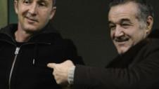 """""""Taci, că atunci când zici... Ai făcut mişto de Moţi şi a apărat penalty"""". Dialog spumos între MM şi Becali"""