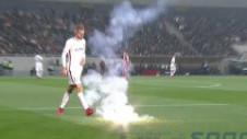 Dinamo, cu terenul suspendat după derby? Incidente pe Arena Națională. Ce a pățit Planic