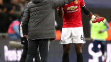 Mourinho l-a iertat pe Pogba. Ultima sa declaraţie despre mijlocaşul francez