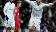 300 de goluri pentru Cristiano Ronaldo în Primera Division. Messi a avut nevoie de 41 de meciuri în plus