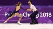 """Ce a făcut azi patinatoarea care a rămas dezgolită fără voie pe gheaţă. """"Nu pot descrie în cuvinte ce am simţit!"""""""
