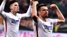 FCSB, record de goluri în sezonul regulat, după remiza dramatică din derby de România
