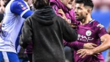 Scapă Aguero fără vreo sancţiune? Anunţul făcut de englezi