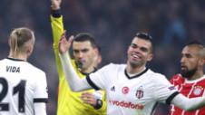Haţegan, decizie drastică. A acordat direct cartonaşul roşu în meciul Bayern-Beşiktaş
