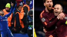 Barcelona, remiză norocoasă cu Chelsea! Două bare pentru Willian. Catalanii, doar două şuturi pe poartă