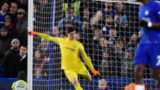 """Învins pentru prima dată de Messi, Courtois vorbește iar de revenirea la Madrid. """"Agentul meu îl va asculta pe Florentino"""""""