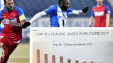 """Am """"ajuns"""" pe podium! Doar două ţări depăşesc România în topul litigiilor ajunse la FIFA"""