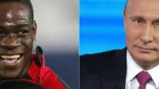 """""""Putin, unde eşti?"""" Balotelli a plecat în căutarea preşedintelui rus, la Moscova"""