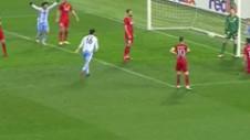 LAZIO - FCSB 1-0. Intervenție fantastică a lui Vlad, care a salvat un gol ca și făcut