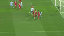 """LAZIO - FCSB 3-0. Immobile a reușit """"dubla""""! Apărarea lui Dică, șah-mat!"""