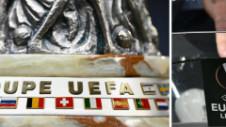 """Milan - Arsenal, """"șocul"""" optimilor din Europa League. Lazio se întoarce în estul Europei"""