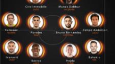 A umilit-o pe FCSB, iar acum Lazio are trei jucători în echipa ideală din Europa League