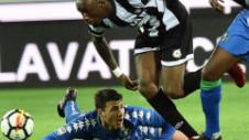 Udinese - Sassuolo 1-2. Victorie preţioasă în lupta pentru evitarea retrogradării