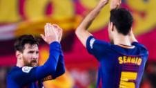 """Trei jucători sunt refuzați de Messi în primul """"11"""" al Barcelonei pentru finala Cupei Spaniei"""