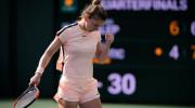 Gestul superb despre care nu s-a ştiut nimic! Ce a făcut Simona Halep în timpul turneului de la Indian Wells