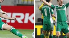 Sunt în formă înaintea amicalelor României cu Suedia și Israel. Keșeru, dublă pentru Ludogorets, iar Moți, pasă de gol