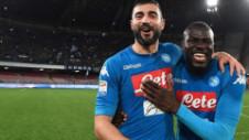 Napoli - Genoa 1-0. Albiol a adus victoria echipei lui Chiricheș la meciul 200 pentru napoletani