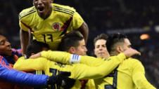 """Franța - Columbia 2-3. """"Cocoșii"""" au condus la două goluri, dar sud-americanii au dat lovitura pe final"""