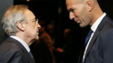 """Florentino Perez, pus pe """"hold"""" de Zidane! Francezul întârzie să-i dea un răspuns clar"""
