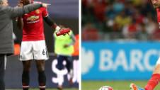 Iese Pogba, intră Ramsey. Mutarea pregătită de Mourinho și ultimele indicii ale evenimentelor de pe Old Trafford