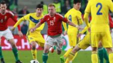 Înfrângere surprizătoare pentru Ungaria, la Budapesta, cu Kazahstan