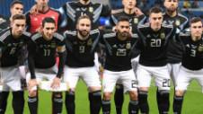Argentina - Italia 2-0. Victoria pe Etihad a venit în ultimul sfert de oră