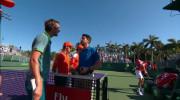 """Momente ireale la turneul de Miami: doi jucători au fost la un pas de bătaie! """"Ai probleme? Eşti nervos?"""""""