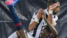 Încă un gol superb primit de Juventus, în stilul Cristiano Ronaldo