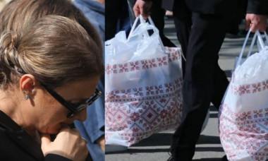Ce a pus Anamaria Prodan în pachete pentru cei prezenți la înmormântarea mamei sale