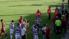 Ce riscă ASU Poli, după ce s-a retras de pe teren în derby-ul cu UTA. Precedentul Pandurii