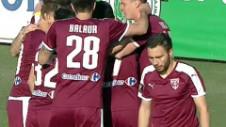 Concordia - FC Voluntari 0-1. ACUM, la Digi Sport 1. Adrian Bălan deschide scorul pentru echipa lui Mutu!
