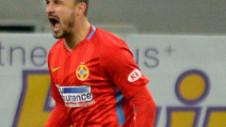 """""""Specialistul"""" Budescu a lovit din nou! Lovitură liberă impecabilă, pentru golul care a răsplătit încrederea lui Dică"""