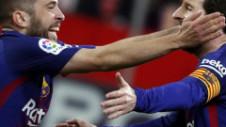 Cu golul marcat în finala Cupei Spaniei, Lionel Messi a egalat recordul lui Telmo Zarra