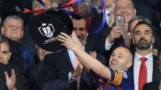 Iniesta, dorit şi în fotbalul mare. Alte trei oferte pentru căpitanul Barcelonei, în afara celor din China